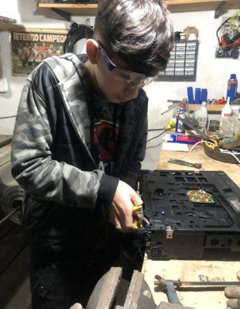 reverse engeneering project 2